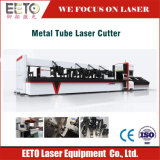 Máquina de estaca da câmara de ar da tubulação do metal do laser da fibra do CNC