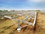 Soporte fotovoltaico galvanizado hecho por U-Channel/C-Channel