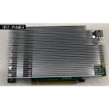 288 Mhash/S 9*Rx560d는 AMD Rx560 8g Btc Eth Zec 광부 광업 의장을%s 이중으로 한다