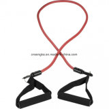 De Banden van de weerstand Geplaatst ABS van Pilates van de Yoga de Oefening van de Training Elastische Buis
