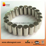 N52 de Sterke Magneten van de Cilinder van het Neodymium van het Metaal