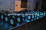 12*10W RGBW 4в1 для использования внутри помещений утюг Shell PAR лампа Can