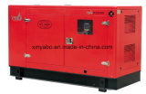 Motor diesel de 35kw Lovol con grupo electrógeno insonorizado