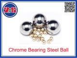 sfera d'acciaio ricoprente placcata dell'oro dello zinco del bottaio del nichel della sfera d'acciaio di 2mm 6.5mm 8mm 15mm 25mm 50mm