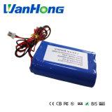 Размера 18650 2200Мач 11,1 V Li-ion аккумулятор для игры/динамик