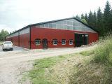 Edificio de acero Pre-Dirigido para la fábrica y el taller del almacén