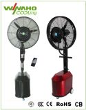 Fabrikgroßhandelsmisting-Systems-Nebel-Ventilator-beweglicher Nebel-Ventilator