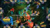 Het Ontspruiten van de Visserij van de Jacht van vissen het Gokken van de Lijst van de Vissen van de Arcade van de Machine van het Spel Machine