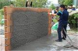 Mastice del rivestimento della parete che intonaca lo spruzzatore della macchina per la costruzione della costruzione