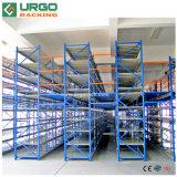 Professional mezanino do Depósito de aço personalizado de paletes Estantes industriais do sistema de unidades