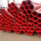 Certificado UL FM tubos de proteção contra incêndio/tubos de combate a incêndios