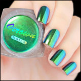 Magic Chameleon Shifting Nail Gel micas polonais de la poudre de pigment