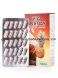 A través de Ananas Extracto Herbal 100% de la pérdida de peso, Belleza, Detox