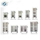 Электронный шкаф сушки для хранения азота для ИС, ПХД, аккумуляторные батареи