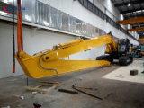 asta & braccio lunghi di estensione dell'escavatore di 22m con Sk350-10
