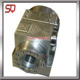 CNC torno giratorio de alta calidad de piezas de la máquina