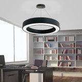 Couleur blanche 18W Lumière LED ronde poignée de commande pour la maison