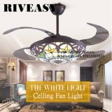 65W tipo clásico moderno luz del ventilador de techo