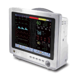 Monitor do equipamento médico ICU /Ccu
