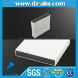 Liberar el perfil de aluminio de Libia del molde para la talla modificada para requisitos particulares puerta del color de la ventana
