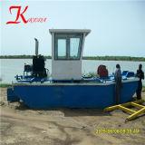 最もよい条件のカッターの吸引の浚渫船は水運行のために製造する