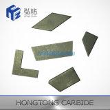 Hartmetall, das Spitzen für Schweißens-Abnützung-Teile bewirtschaftet