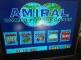 Il Multigame 5 in 1 video macchina a gettoni del gioco della scanalatura della galleria popolare nel Messico