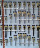 200mm de Regelbare Moersleutel van de Legering Ni-Fe met Europese Stijl (ww-HB05)