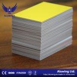 A2 B1 de material de construcción resistentes al fuego Panel Compuesto de Aluminio ACM