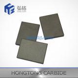 摩耗の部品のための鉄マンガン重石の焼結炭化物の正方形の版