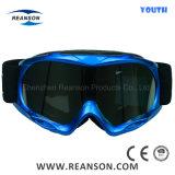 Tamanho da juventude Motocross personalizados andar de óculos de protecção