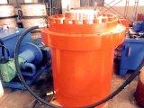 Cilindro hidráulico del montaje del frente del cilindro de la prensa hidráulica para la venta