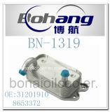 Radiatore dell'olio di Volvo C70 C60 S70 S80 V70 Xc70 Xc90 della parte di recambio dell'automobile di Bonai (31201910/8653372)