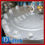 De Klep van de Controle van het Koolstofstaal van de Raffinaderij van de Olie van Didtek