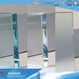 緩和されたガラス3mm/4mm/5mm/6mm/8mm/10mm/12mm/15mm/19mm Ce&CCC&ISOの証明書が付いているClear&Tintedの和らげられたか、または強くされたガラス