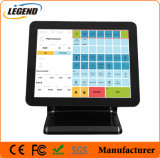 Quad Core J1900 todo en un sistema de terminales con pantalla táctil