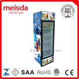 Resfriador da porta de vidro de bebidas