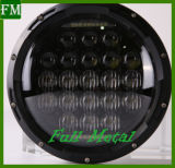 Rundes helles Osram Selbstchip LED Headllamp für JeepWrangler