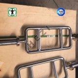 Barre en gros de posture accroupie de sûreté de barre de voûte de barre de Tricep
