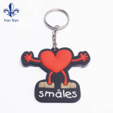 Promotional Items를 위한 형식 Gift Soft PVC Rubber Key Chain