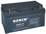 batería del gel de 12V 65ah para el aparato médico solar de Televom del panel de la C.C. de las energías eólicas EPS de los ciclos iniciales