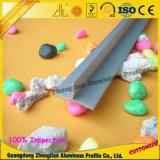 Profil en aluminium pour le profil en aluminium de bord de décoration