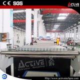 Teja de PVC ligero de la máquina extrusora de plástico de Manufactura China