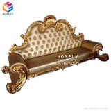 Sofa bon marché de luxe Hly-Sf21 de mariage de meubles royaux