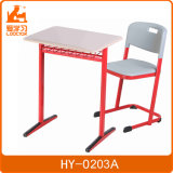 Sekundarschule-Möbel-Kursteilnehmer-Schreibtisch und Stuhl