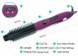 2 In1 многофункционального оба волосы Straighting завивая вводя щетку в моду инструментов