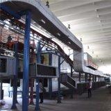중국 공장 정전기 살포 생산 라인