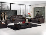 Sofa chinois de maison de meubles avec le sofa de cuir véritable