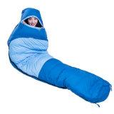 Saco para baixo de sono impermeável de acampamento ao ar livre feito sob encomenda da mamã