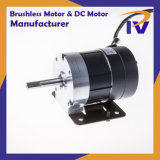 Motor 1500-7500 de la C.C. del cepillo de la velocidad clasificada P.M. del imán permanente con Ce